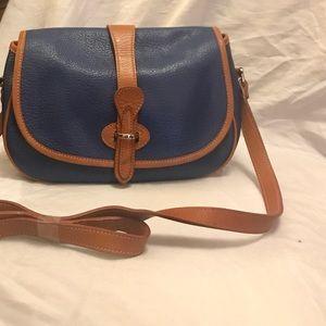 Vintage - Leather Crossbody Bag